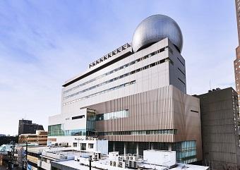 渋谷区文化総合センター大和田外観