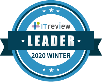 ITreview Grid Award 2020 Winter 受賞