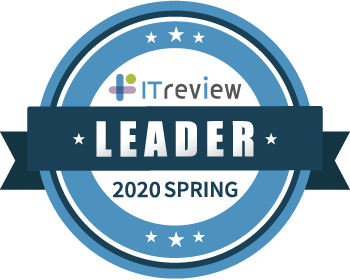 ITreview Grid Award 2020 Spring 受賞