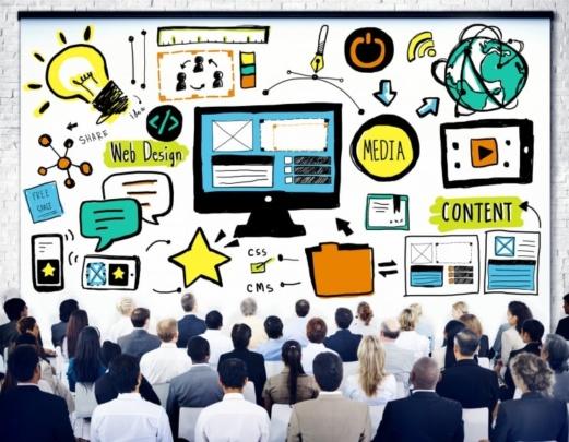 オウンドメディアマーケティングの考え方と組織のサムネイル