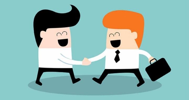 インサイドセールスの特徴:見込み顧客に優先順位づけイメージ