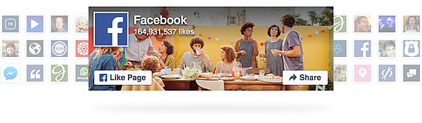 Facebookのカバー写真のイメージ