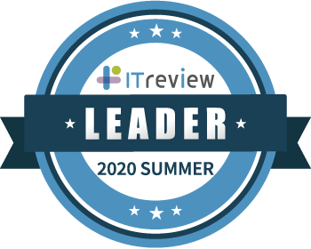 ITreview Grid Award 2020 Summer 受賞