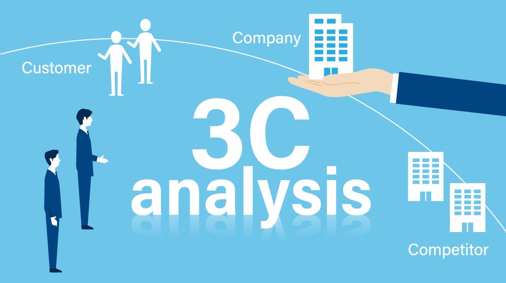 マーケティングの3C分析、その意味と実務での生かし方